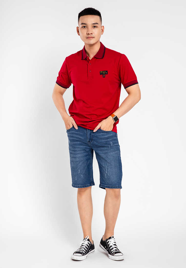 Quần short nam cào rách thời trang JONNY SON MT000119YS