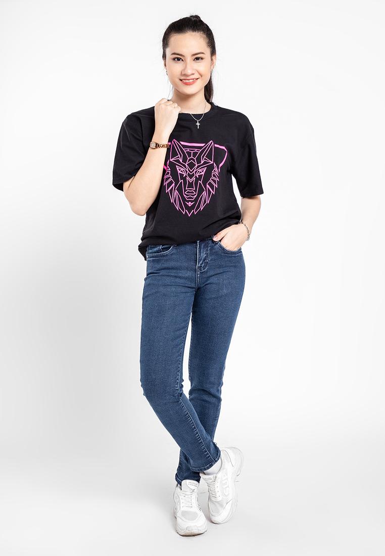 Quần jean nữ thời trang JONNY SON QXD93YAD024