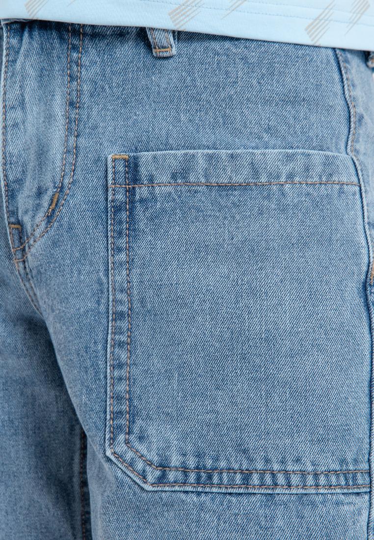 Quần short nam túi kiểu 2 bên JONNY SON SY56